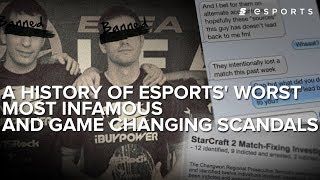 Growing Pains: A History of esports' worst, most infamous and game changing scandals - dooclip.me