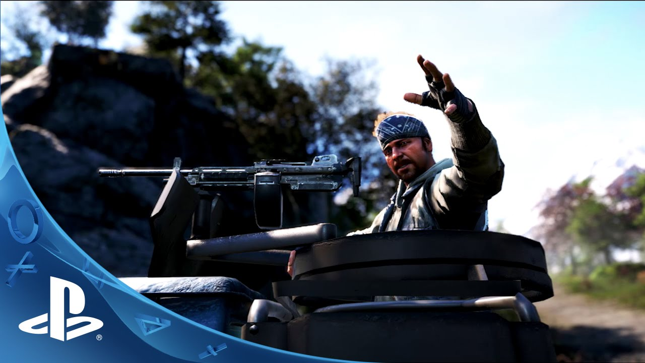6 Moments from Far Cry 4's Open World