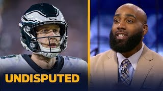 DeAngelo Hall gives Nick Foles, Eagles a 'slim chance' to defeat the Saints   NFL   UNDISPUTED