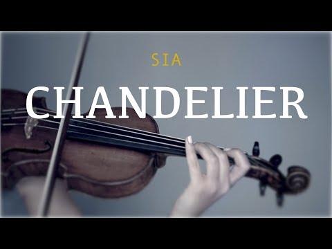 Sia - Chandelier Violin Cover & Parody