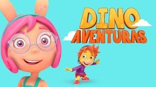 🚢 ¡Todos A Bordo! | ¡No te pierdas la nueva serie de Dino Aventuras! ☁️