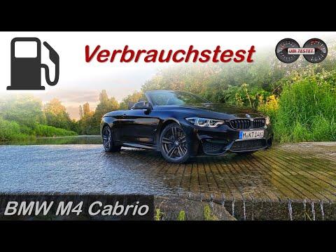 Mit 450PS ein Verbrauchswunder?! BMW M4 Cabrio im Verbrauchstest | Test - Review - Verbrauch