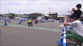 2018.06.17鈴鹿ランニングバイク大会イオンモール鈴鹿CUPRound43歳エキスパートクラスA決勝