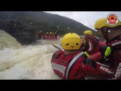 Treinamento Águas Rápidas em Apiúna - SC