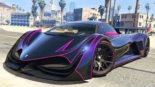 NEW $2,500,000 EPIC SUPERCAR! (GTA 5 DLC)