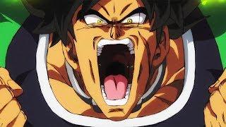 Dragon Ball Super Broly TRAILER 3 BREAKDOWN
