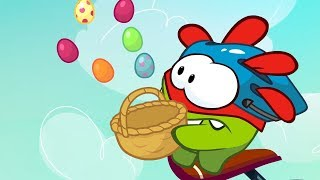 Приключения Ам Няма (Cut the Rope) - Пасхальный Кролик - Супер-Нямы - Весёлые мультфильмы для детей