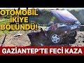 Otomobil kiye Blnd 1 l Gaziantep Trafik Kazas