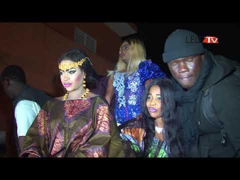 Vidéo: L'entrée en calèche de Nabou Léye de la série «DIKOON» à son anniversaire