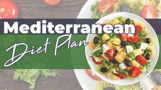 Benefits of A Mediterranean Diet Plan