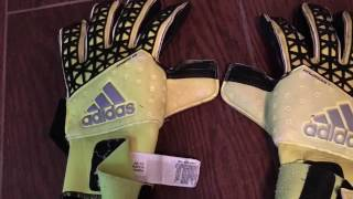 Adidas Ace Zones Finger Save All-round Play Test + Review