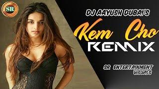 Kem Cho L Remix L Mashup L Dj Aayush Dubai Sr Entertainment Visuals
