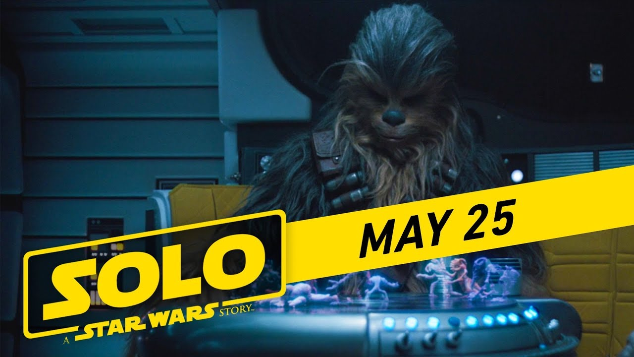 Trailer för Solo: A Star Wars Story