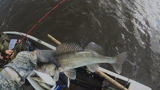 Рыбалка на каме летом