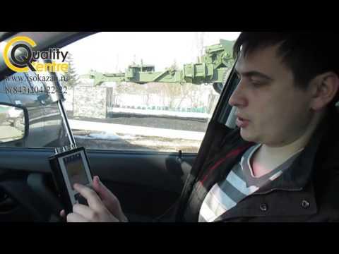Специальная оценка условий труда Казань. Измерение шума на рабочем месте водителя
