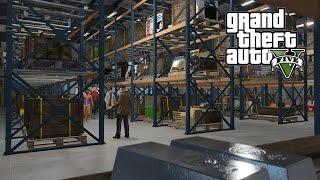 GTA 5:  ПРИКЛЮЧЕНИЯ БАНДИТОВ И МОШЕННИКОВ (DLC)