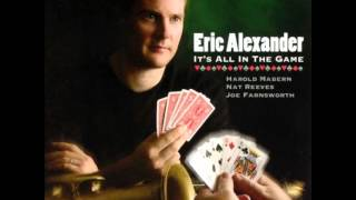 Eric Alexander - Where Is The Love
