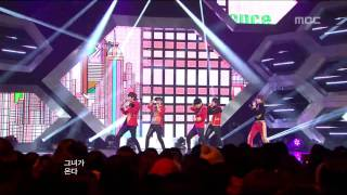 ChAOS - She's Coming, 카오스 - 그녀가 온다, Music Core 20120218