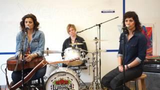 Girl Bands Rock-Antigone Rising