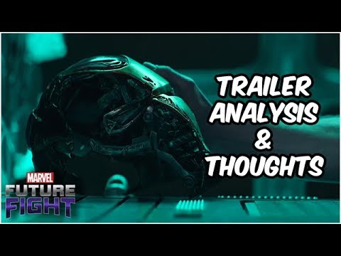 Avengers 4 Teaser (Endgame) Speculation & Discussion - Marvel Future Fight