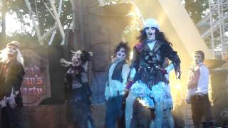 Ballroom Blitz - Dead Man's Party (Six Flags Great Adventure Fright Fest 2011)