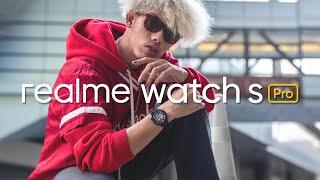 รีวิว realme Watch S Pro สมาร์ทวอทช์รุ่นอัปเกรดความโปร ครบเครื่องยิ่งขึ้น ในราคา 4,999 บาท