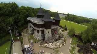 preview picture of video 'Warownia Pszczyńskich Rycerzy'