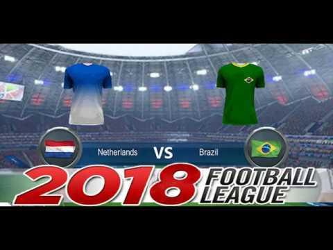 Видео Football Soccer Champions league 2018
