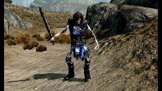 The Elder Scrolls V: Skyrim. Мертвый трэлл. Скелет. Прохождение от SAFa