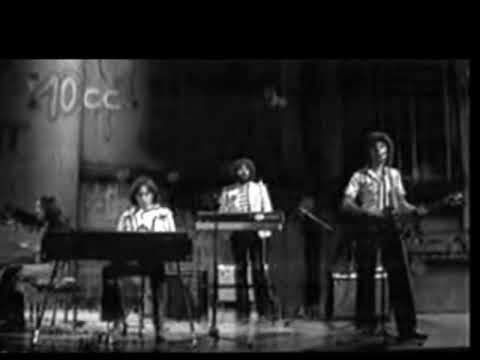 UNE NUIT A PARIS (One Night In Paris) 1975 by 10cc
