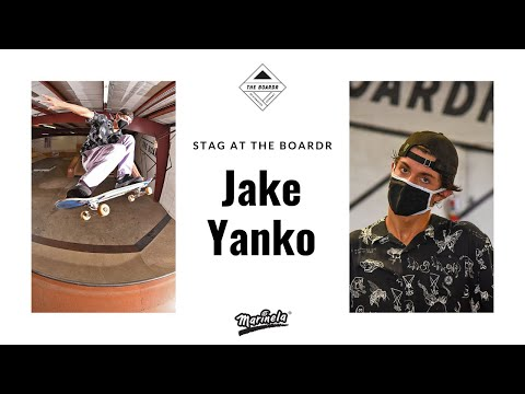 Jake Yanko in Stag at The Boardr Presented by Marinela