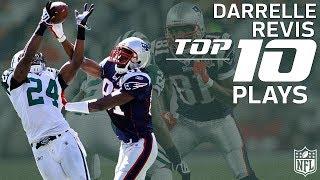 Darrelle Revis' Top 10 Plays of Career | NFL Highlights