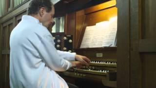 ONE OF US - ABBA (Church Organ)