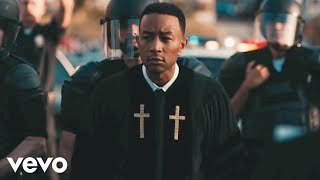 JOHN LEGEND – PREACH (OFFICIAL MUSIC VIDEO)