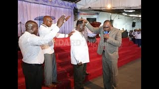 Raila Odinga's preaches about Journey-to-Canaan