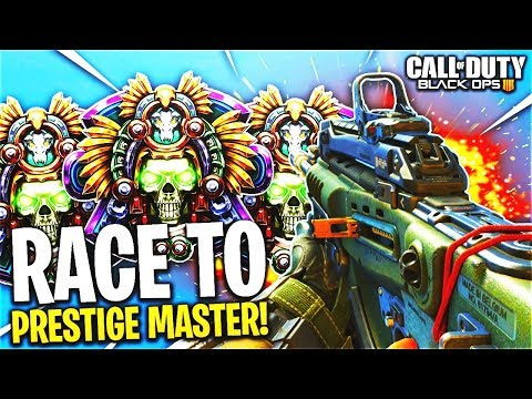 BLACK OPS 4 RACE TO MASTER PRESTIGE! – NUCLEAR GAMEPLAY, BEST SETTINGS + CLASS SETUPS in COD BO4!