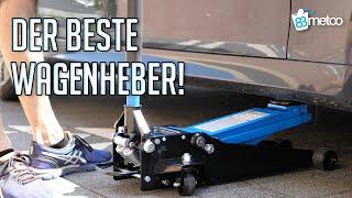 Der beste Wagenheber für tiefergelegte Autos | BGS 7872