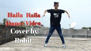 Haila Haila Hua Hua Koi Mil Gaya Hrithik Roshan Cover By Rohit