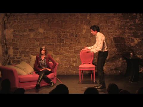 """Extrait Acte I """"L'importance d'être Constant"""" d'Oscar Wilde"""
