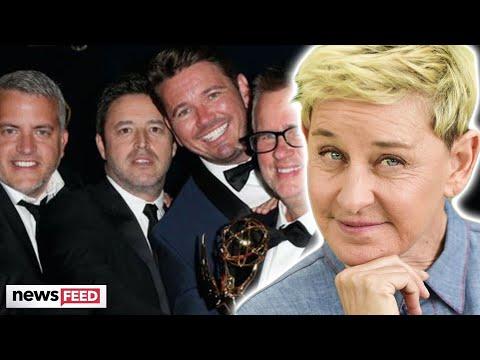 Ellen DeGeneres FIRES Top Producers & Apologizes For Toxic Behavior!