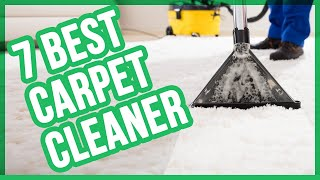 Best Carpet Cleaners in 2020 (Top 7 Picks) 💦 👍🏻