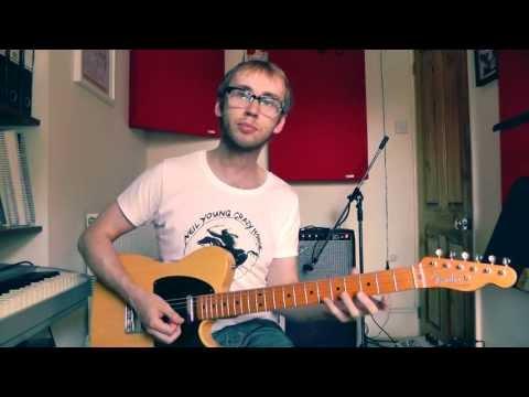 Blues Rhythm Guitar Lesson - 13th Chords