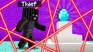 We ROBBED The MOST SECURE MINECRAFT House EVER!