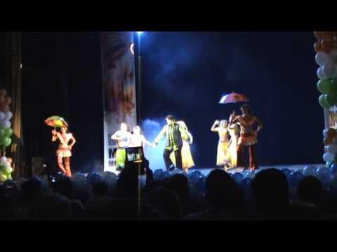 Аджанта  Болливуд Холи Мела Москва 2014 (видео)
