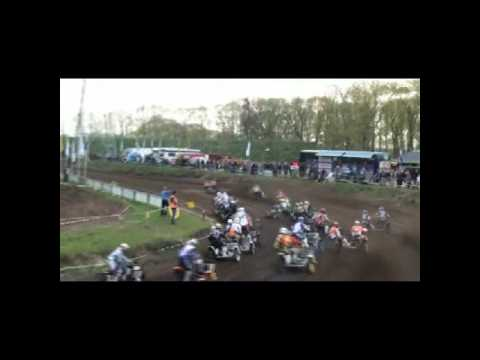 Start Overloon 17-04-2011, 2e manche