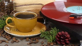 Relax Winter Coffee Jazz Music 24/7