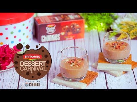 चाकलेट स्वाद वाली एसी बासुंदी जो मिनटों में बन जाय – Chunkiest Basundi