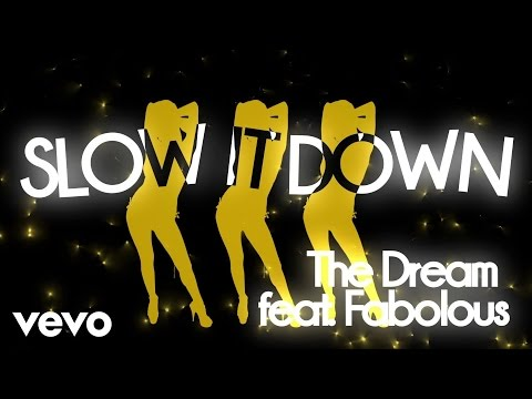 new music the dream slow it down thee rage society. Black Bedroom Furniture Sets. Home Design Ideas