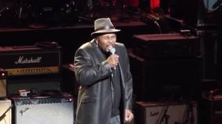 Love Rocks ft. Aaron Neville - A Change Is Gonna Come - 3-9-17 Beacon Theatre, NYC