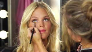 Victorias Secret Angel Erin Heatherton Makeup Tutorial